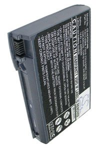 HP OmniBook VT6200-F5040JC battery (4400 mAh, Black)