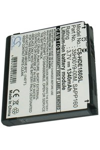 T-Mobile G1 Touch battery (1340 mAh)