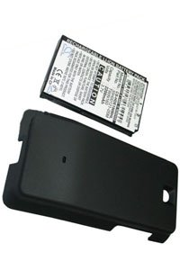 HTC Hero 130 battery (2200 mAh, Black)