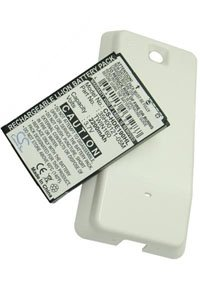 HTC Hero 130 battery (2200 mAh, White)