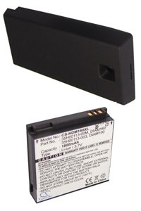 O2 XDA Ignito battery (1800 mAh, Black)