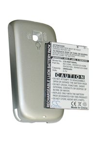 HTC Touch Pro 2 battery (2800 mAh, Silver)
