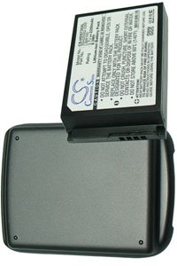 HTC S730 battery (2250 mAh, Metallic Gray)