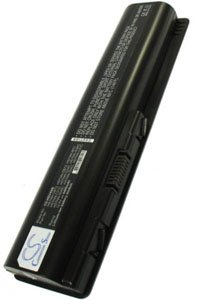 Compaq Presario CQ60-107EA battery (4400 mAh, Black)
