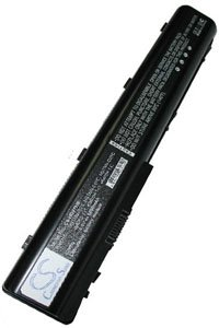 HP Pavilion dv7-2030ea battery (6600 mAh, Black)