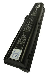 HP Pavilion dv9047ea battery (6600 mAh, Black)