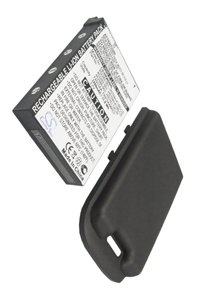 HP / Compaq iPAQ 610c battery (3200 mAh, Black)