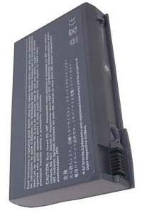HP OmniBook VT6200-F5177J battery (4400 mAh, Black)
