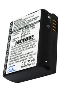 O2 HTC Touch Find battery (2300 mAh)