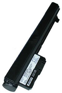 Compaq Mini CQ10-400sa battery (4400 mAh, Black)