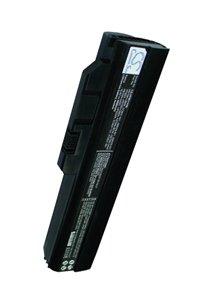 HP Mini 311-1104tu battery (6600 mAh, Black)