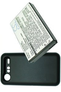 HTC Incredible S battery (2400 mAh, Black)