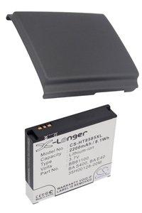 HTC HD2 battery (2200 mAh, Black)