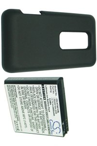 HTC EVO 3D battery (2400 mAh, Black)