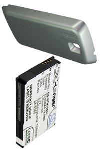 HTC Touch2 battery (2200 mAh, Metallic Gray)