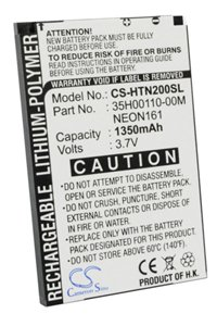 HTC Touch Dual P5310 battery (1350 mAh)