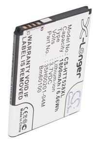 HTC One SV battery (1800 mAh)