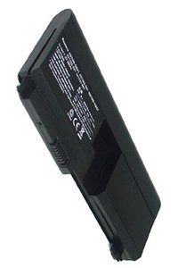 HP Pavilion tx2510au battery (6600 mAh, Black)