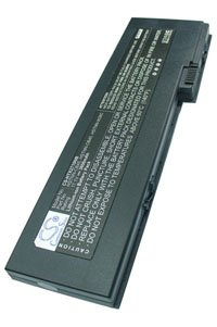 HP Pavilion tx2510au battery (3600 mAh, Black)