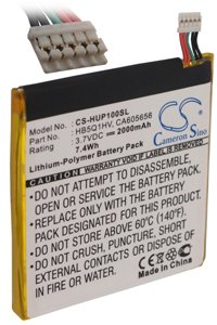Huawei Ascend P1 battery (2000 mAh)
