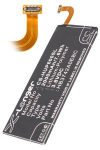 Huawei Ascend P6 battery (2000 mAh)