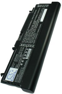 Lenovo ThinkPad Edge E50 battery (6600 mAh, Black)