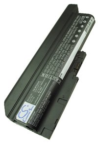Lenovo ThinkPad T61 7663 battery (8800 mAh, Black)
