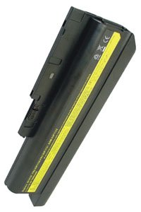 Lenovo ThinkPad T61 7663 battery (6600 mAh, Black)