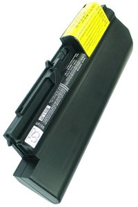 Lenovo ThinkPad T61 7664 14-inch widescreen battery (6600 mAh, Black)