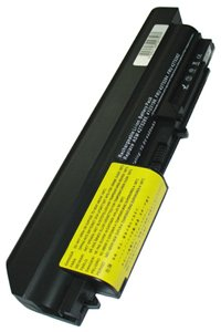 Lenovo ThinkPad T61 7664 14-inch widescreen battery (4400 mAh, Black)