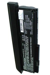 Lenovo ThinkPad X201 3626 battery (6600 mAh, Black)
