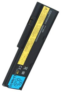 Lenovo ThinkPad X200 7455 battery (4400 mAh, Black)