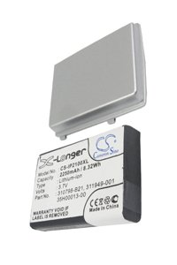 HP / Compaq iPAQ 2210 battery (2250 mAh)