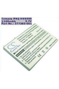 HP / Compaq iPAQ hw6915 battery (1200 mAh)