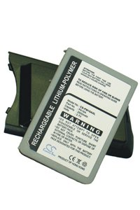 HP / Compaq iPAQ hw6940 battery (2500 mAh, Metallic Gray)