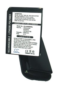 HP / Compaq iPAQ rw6800 battery (2700 mAh)