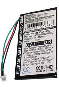 Garmin Nuvi 1490T battery (1250 mAh)