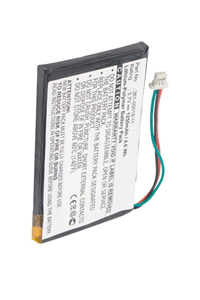 Garmin Nuvi 250W battery (1250 mAh)