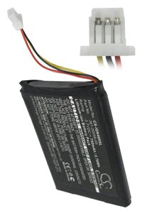 Garmin Nuvi 52LM battery (750 mAh, Black)