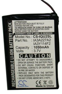 Garmin Quest 2 battery (1050 mAh)