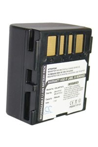 JVC GR-D650 battery (700 mAh, Black)