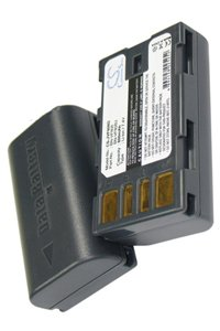 JVC GR-D725 battery (800 mAh, Black)