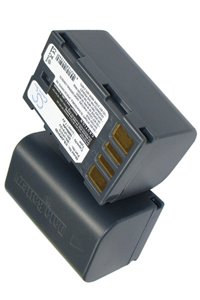 JVC GZ-MG130EX battery (1600 mAh, Black)