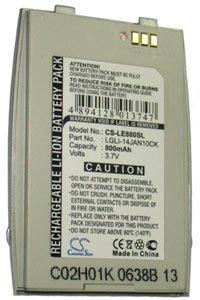 LG G5400 battery (800 mAh, Silver)