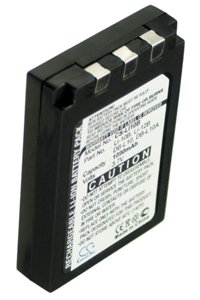 Sanyo Xacti VPC-MZ3EX battery (1090 mAh, Black)
