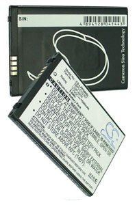 LG LW690 battery (1500 mAh)