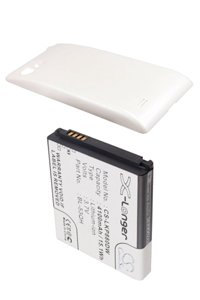 LG Optimus 4X HD P880 battery (4100 mAh, White)
