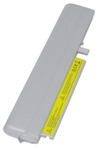 Lenovo 3000 V100 0763 battery (4600 mAh, Silver)