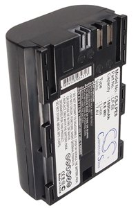 Canon EOS 60Da battery (1800 mAh, Black)