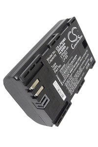 Canon EOS 60Da battery (2000 mAh, Black)